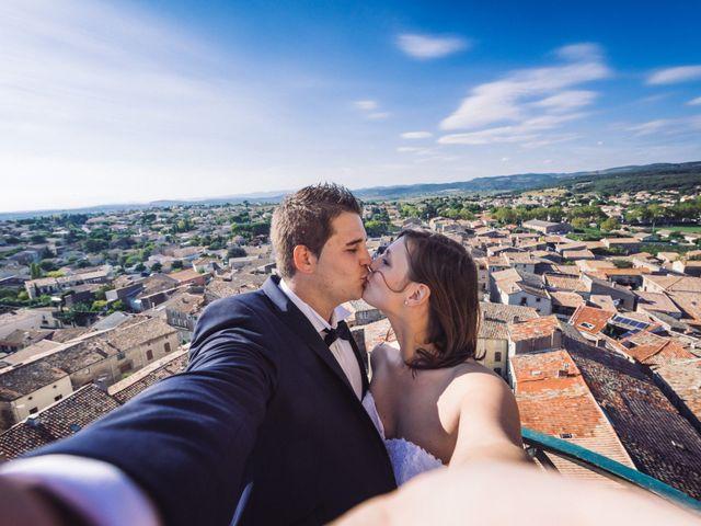 Le mariage de Cédric et Séverine à Sauve, Gard 54