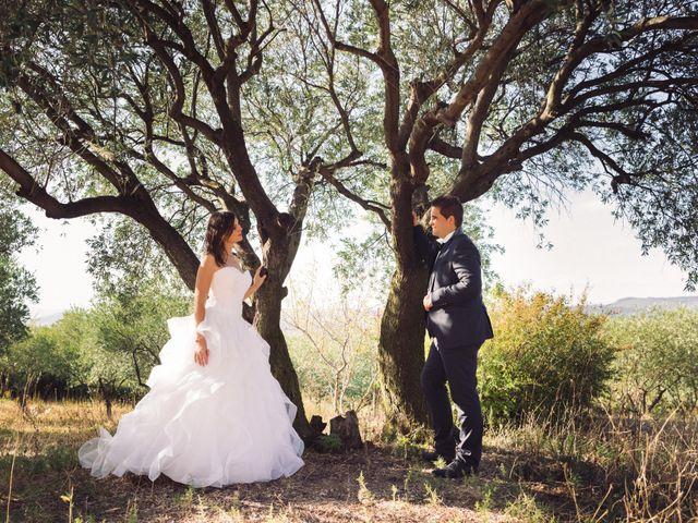 Le mariage de Cédric et Séverine à Sauve, Gard 56