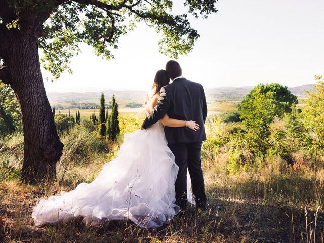 Le mariage de Cédric et Séverine à Sauve, Gard 58