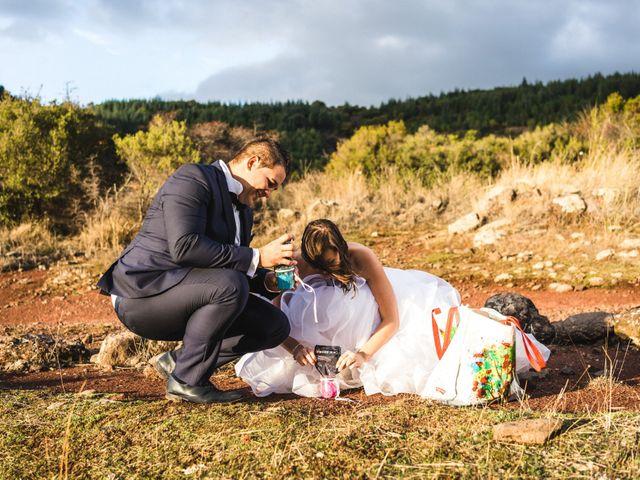 Le mariage de Cédric et Séverine à Sauve, Gard 62