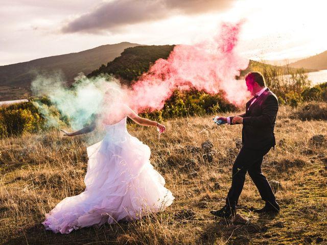 Le mariage de Cédric et Séverine à Sauve, Gard 63