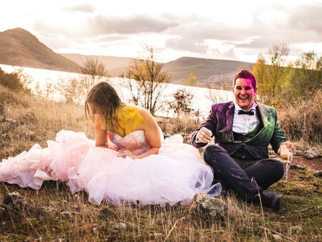 Le mariage de Cédric et Séverine à Sauve, Gard 66