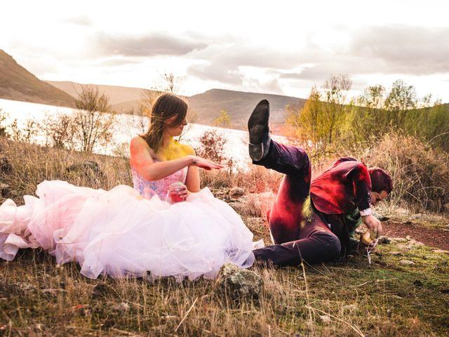 Le mariage de Cédric et Séverine à Sauve, Gard 67