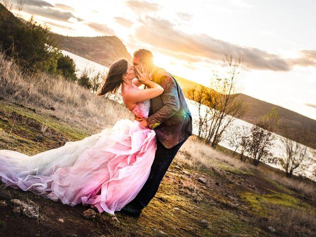 Le mariage de Cédric et Séverine à Sauve, Gard 73