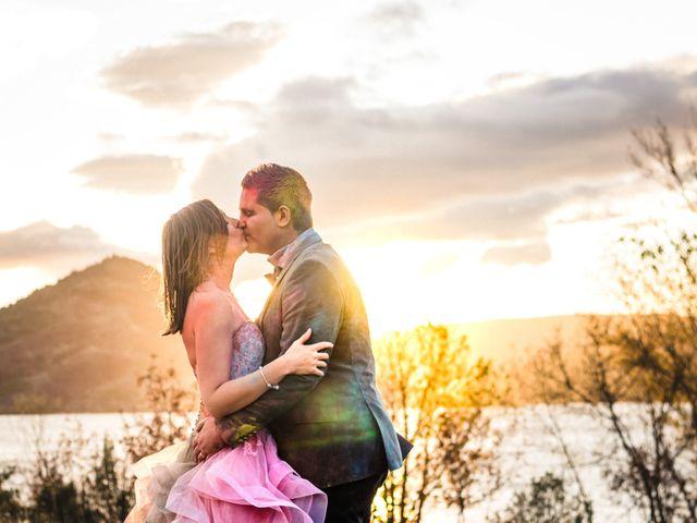 Le mariage de Cédric et Séverine à Sauve, Gard 74