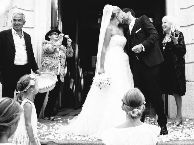 Le mariage de Fred et Marion à Antibes, Alpes-Maritimes 1