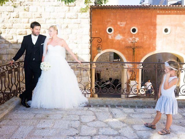 Le mariage de Fred et Marion à Antibes, Alpes-Maritimes 6