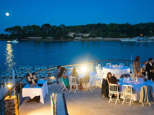 Le mariage de Fred et Marion à Antibes, Alpes-Maritimes 9