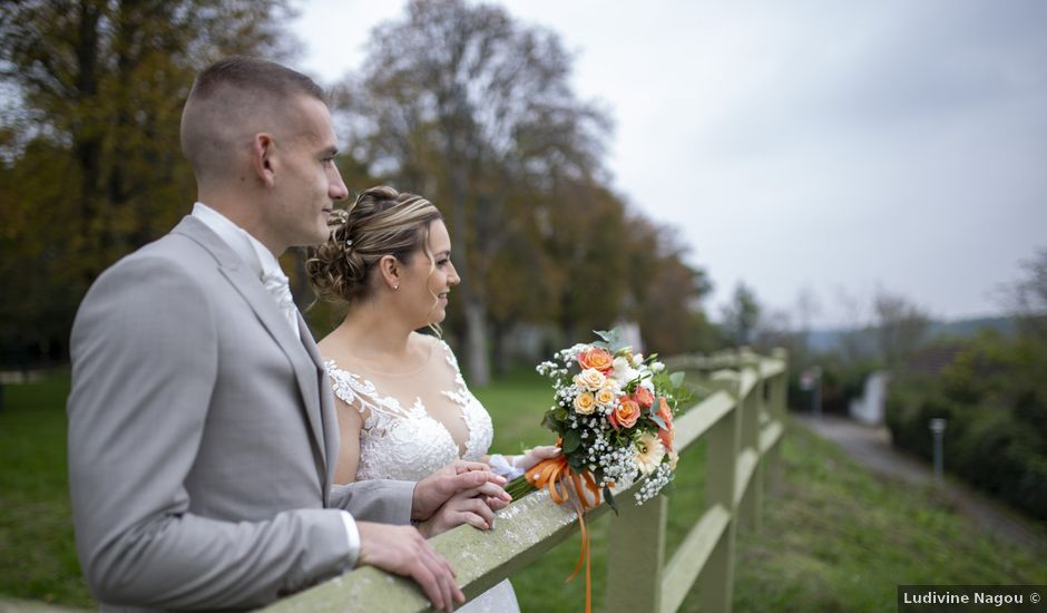 Le mariage de Alexandre et Victoire à Oinville-sous-Auneau, Eure-et-Loir