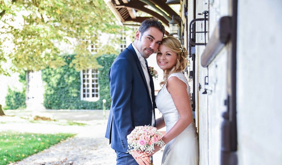 Le mariage de Julien et Jessie à Compiègne, Oise