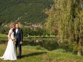 Le mariage de Chloé et Frederic