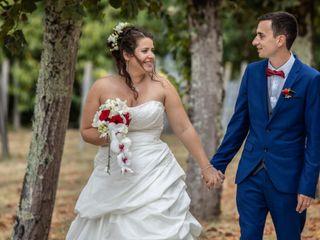 Le mariage de Déborah et Mickael