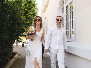 Le mariage de Aurore et Adrien