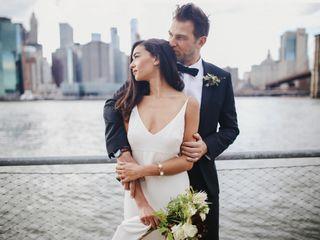 Le mariage de Jenette et Leandro
