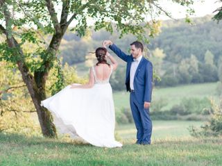 Le mariage de Yana et Elie