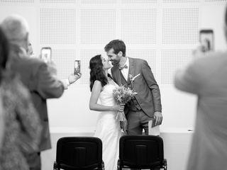 Le mariage de Jenna et Tony