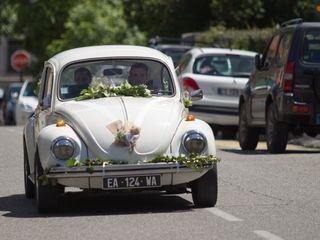 Le mariage de Alice et Thibaut 1