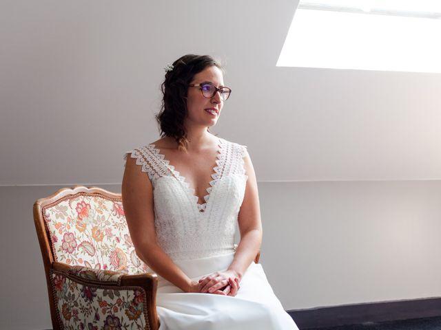 Le mariage de Thomas et Julie à Crosmières, Sarthe 12