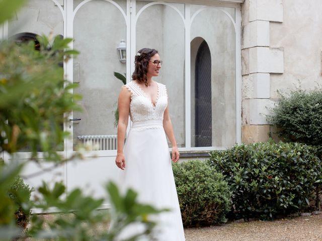 Le mariage de Thomas et Julie à Crosmières, Sarthe 21