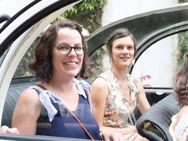 Le mariage de Thomas et Julie à Crosmières, Sarthe 31