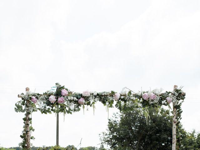 Le mariage de Thomas et Julie à Crosmières, Sarthe 37