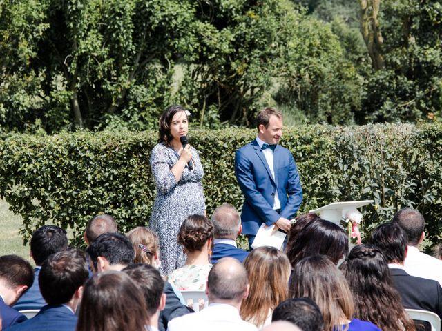 Le mariage de Thomas et Julie à Crosmières, Sarthe 41