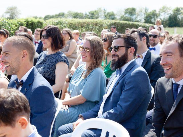 Le mariage de Thomas et Julie à Crosmières, Sarthe 45