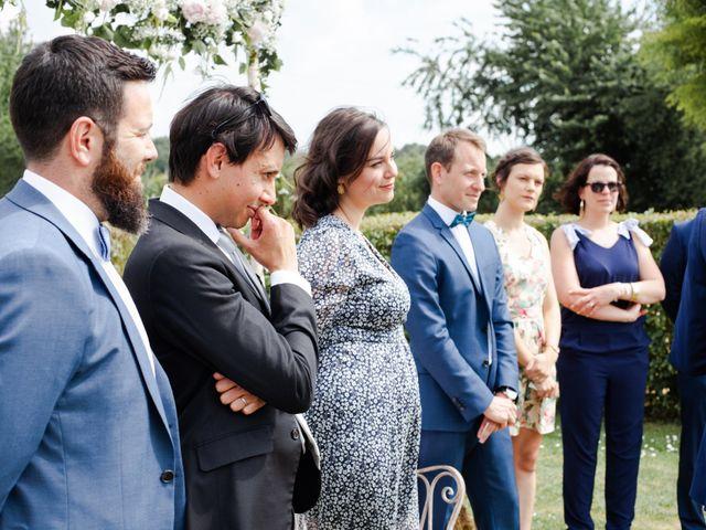 Le mariage de Thomas et Julie à Crosmières, Sarthe 51