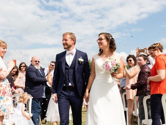 Le mariage de Thomas et Julie à Crosmières, Sarthe 52