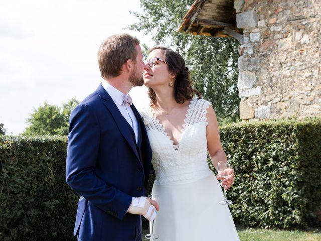Le mariage de Thomas et Julie à Crosmières, Sarthe 54