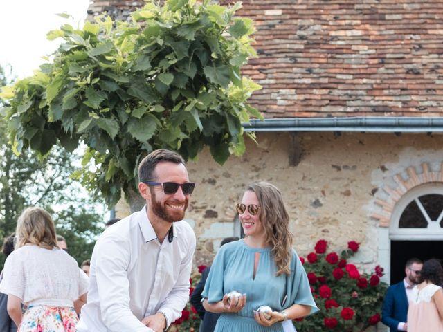 Le mariage de Thomas et Julie à Crosmières, Sarthe 59
