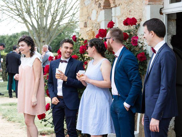 Le mariage de Thomas et Julie à Crosmières, Sarthe 60