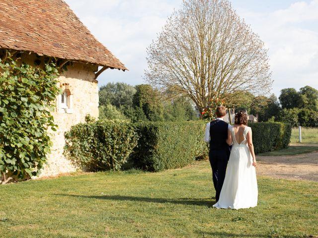 Le mariage de Thomas et Julie à Crosmières, Sarthe 79