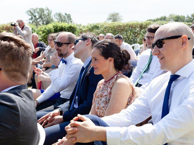 Le mariage de Thomas et Julie à Crosmières, Sarthe 46