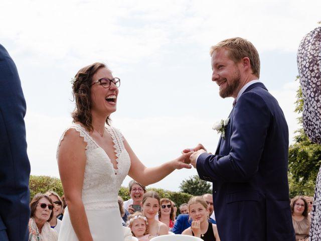 Le mariage de Thomas et Julie à Crosmières, Sarthe 47