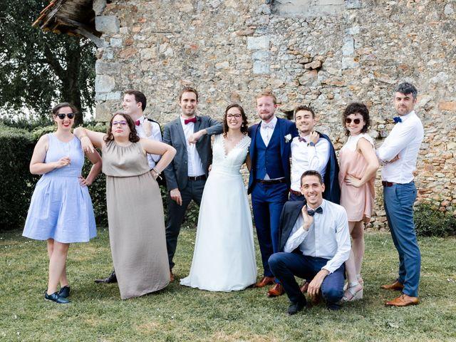Le mariage de Thomas et Julie à Crosmières, Sarthe 57