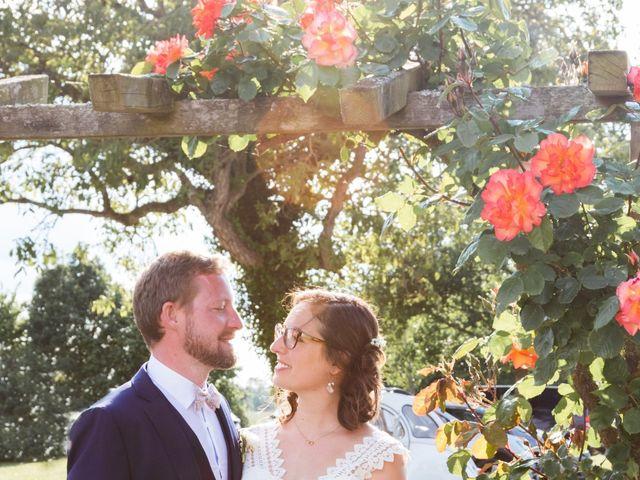 Le mariage de Thomas et Julie à Crosmières, Sarthe 61