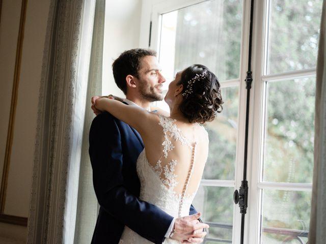 Le mariage de Cyrielle et Anthony