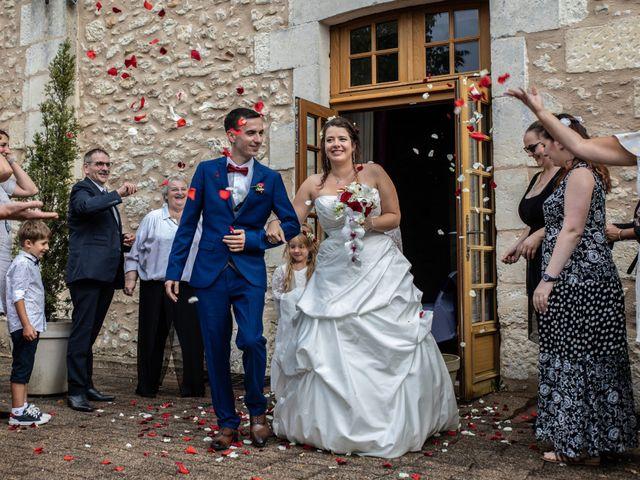 Le mariage de Mickael et Déborah à Saint-Léon-sur-l'Isle, Dordogne 16