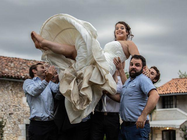 Le mariage de Mickael et Déborah à Saint-Léon-sur-l'Isle, Dordogne 22