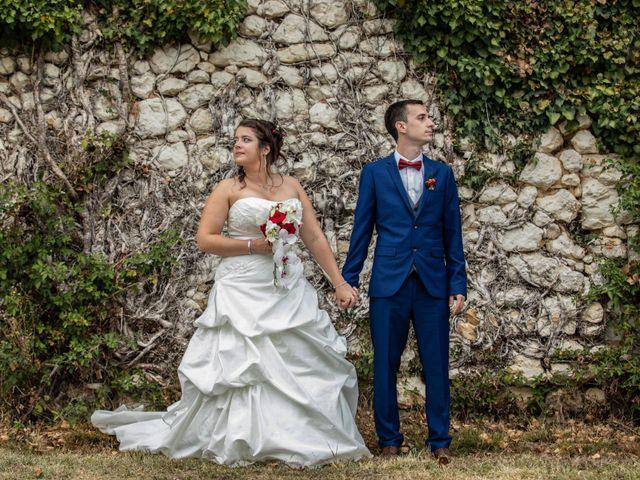 Le mariage de Mickael et Déborah à Saint-Léon-sur-l'Isle, Dordogne 28
