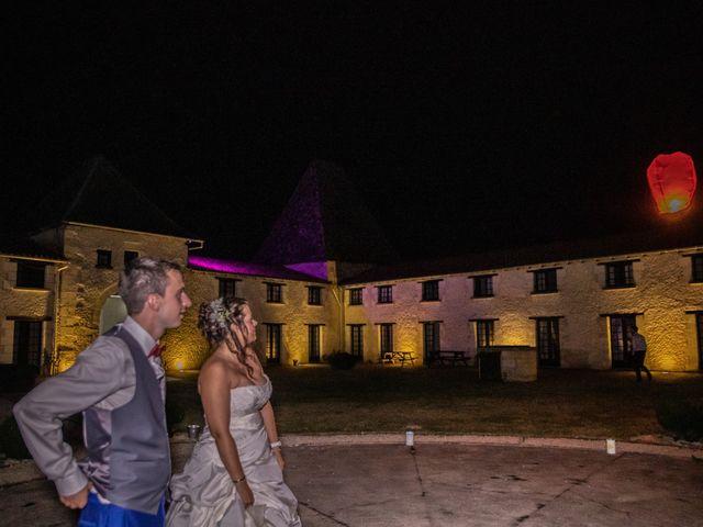 Le mariage de Mickael et Déborah à Saint-Léon-sur-l'Isle, Dordogne 40