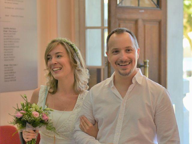 Le mariage de Adrien et Aurore à Saint-Just-de-Claix, Isère 3