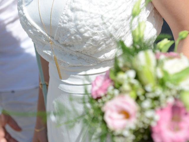 Le mariage de Adrien et Aurore à Saint-Just-de-Claix, Isère 2