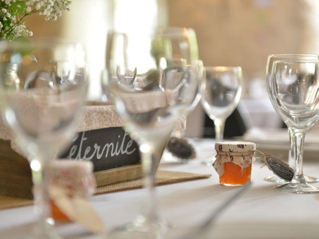 Le mariage de Adrien et Aurore à Saint-Just-de-Claix, Isère 10