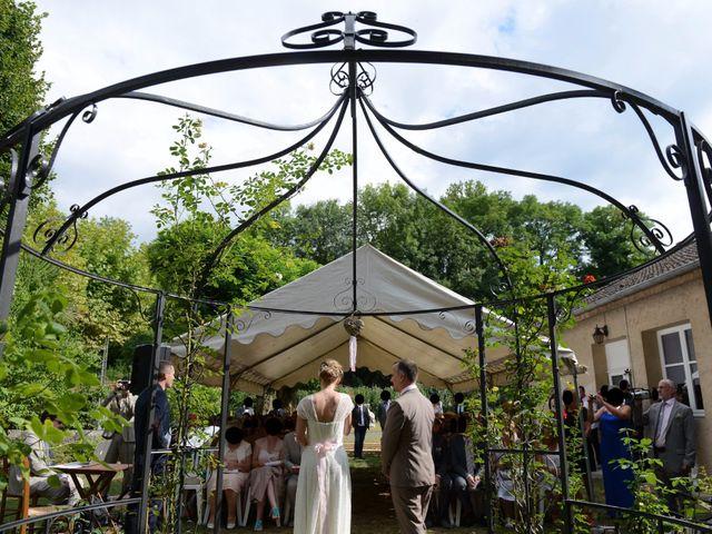 Le mariage de Adrien et Aurore à Saint-Just-de-Claix, Isère 17