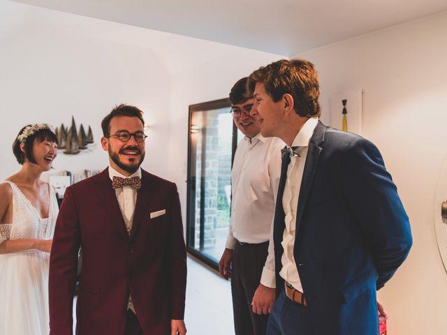 Le mariage de Thomas et Soobin à Dinard, Ille et Vilaine 4