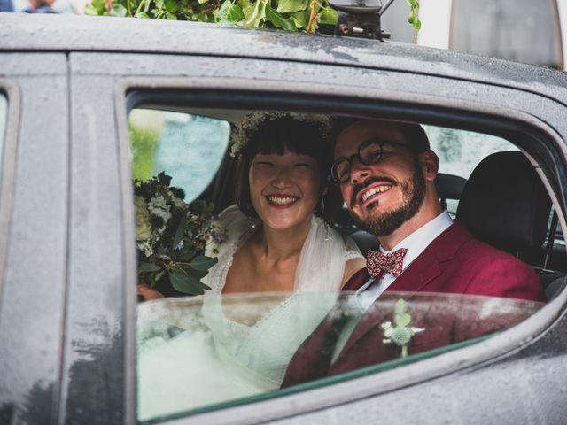 Le mariage de Thomas et Soobin à Dinard, Ille et Vilaine 7