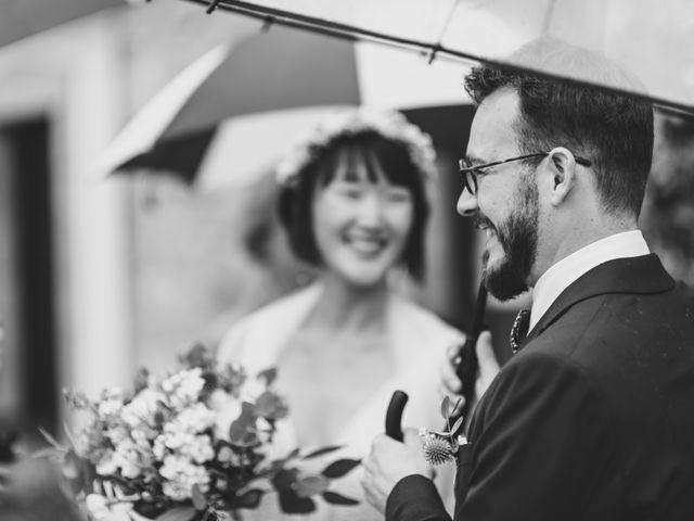 Le mariage de Thomas et Soobin à Dinard, Ille et Vilaine 8