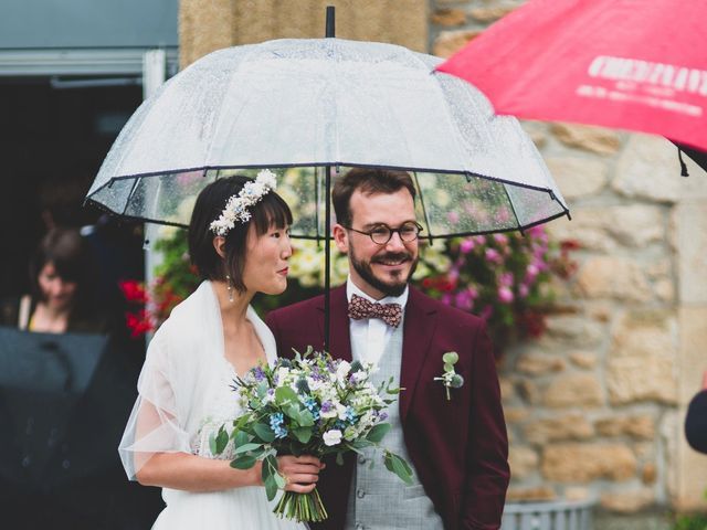 Le mariage de Thomas et Soobin à Dinard, Ille et Vilaine 10
